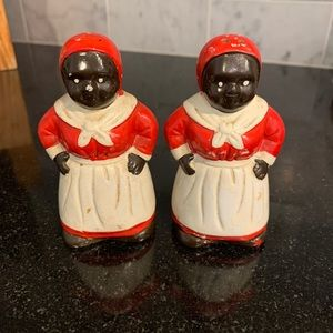 Aunt Jemima Salt & Pepper Shakers